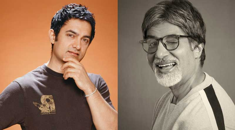 Aamir Can Be Termed As 'Great' Actor, Not Me: Amitabh Bachchan
