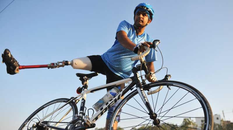 Paracyclist Aditya Mehta made to remove prosthetic limb, left bleeding