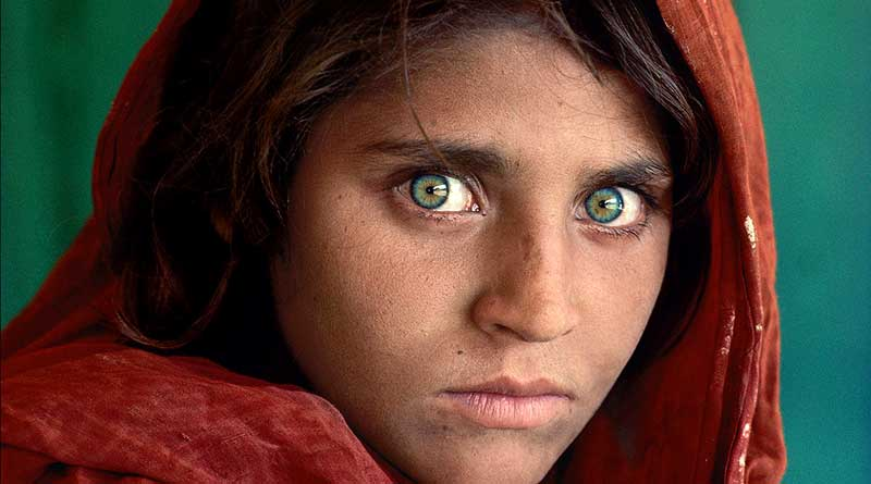 National Geographic's famous 'Afghan Girl' arrested in Pakistan