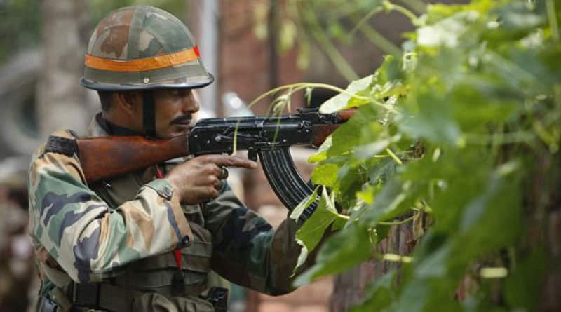 Terrorist strike Kupwara army camp, 3 jawans martyred