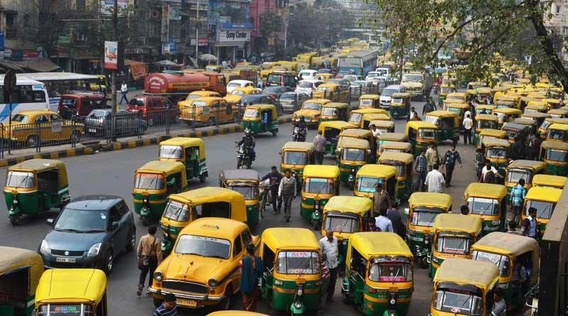 Autocracy of auto of Kolkata