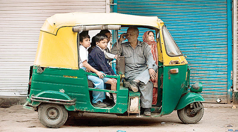 Mamata Banerjee To Stop Illegal Auto Raj