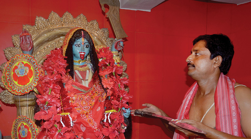 Unfortunately, No Descendant Will Participate In Bamakhepa's Kali Puja In Atla This Year