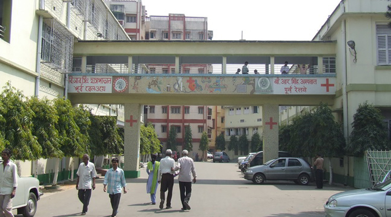 Patients Harrased In B R Singh Hospital During Durga Puja Days