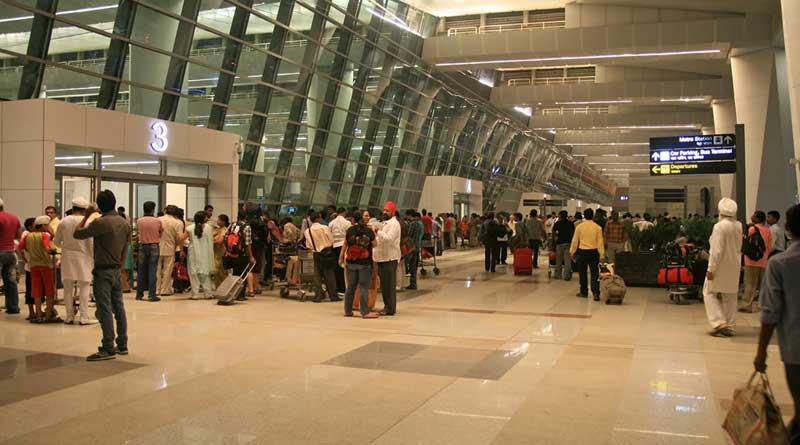 Radioactive leak at Delhi's Indira Gandhi International Airport