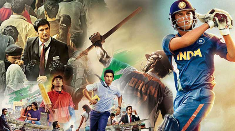 MSDhoni: the untold story is the highest earning Bollywood biopic ever