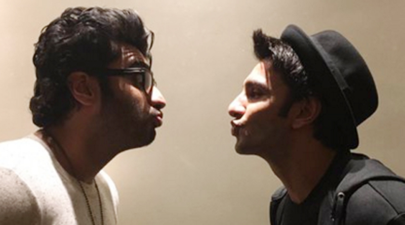 Here's who Ranveer Singh wants to 'bromance' in 'Dostana 2'