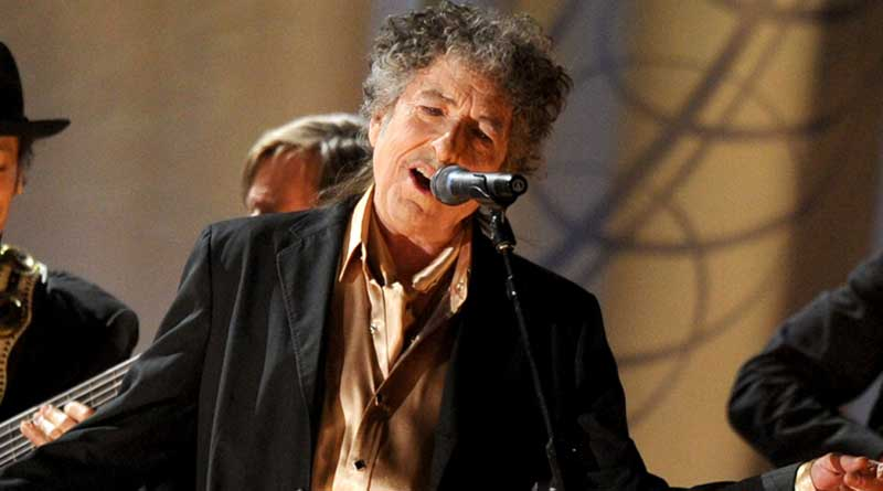 Bob Dylan responds to Nobel Prize win