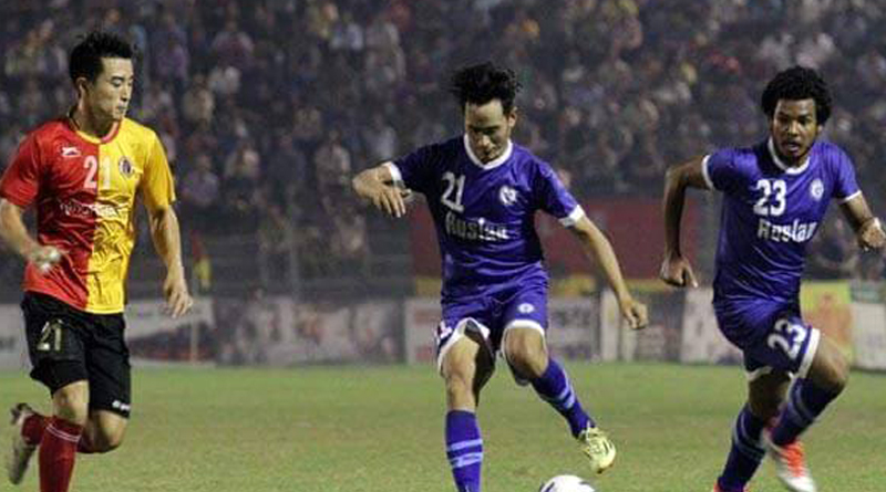 Nepal's Club defeated East Bengal in Bordoloi Final