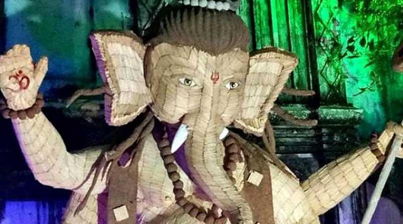 Tallest eco-friendly Ganesha Idol sets a national record