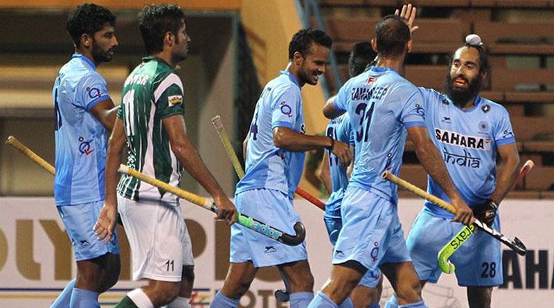 India vs Pakistan Hockey, Asian Champions Trophy Final: India 3-2 Pakistan