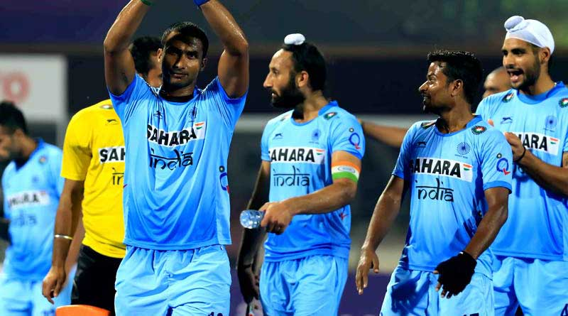 India wins against Pakistan in Asian Champions Trophy