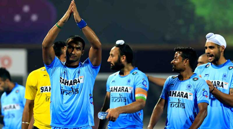 Asian Champions Trophy Hockey: South Korea Hold India by 1-1
