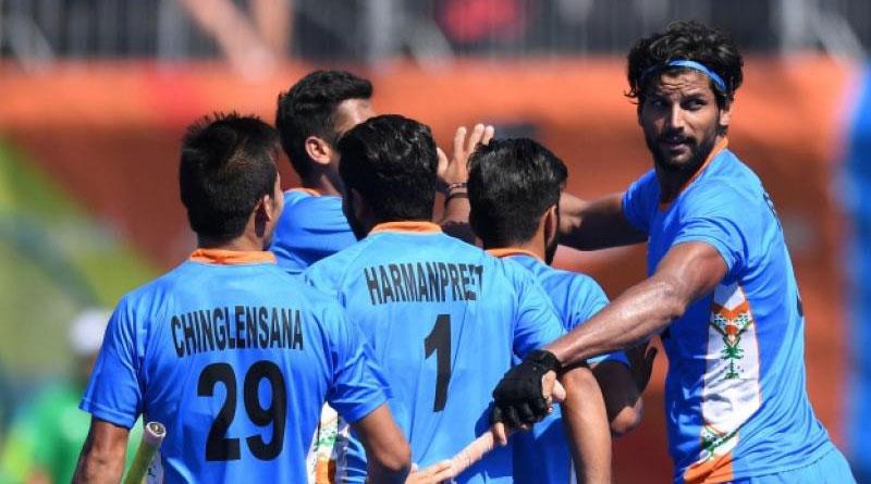 India beat Malaysia and won bronze in 4-nation invitational hockey tournament
