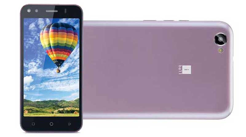 iBall Andi Wink 4G With VoLTE support, launched in India
