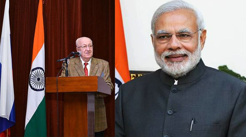 Russia Backs India's Surgical Strikes