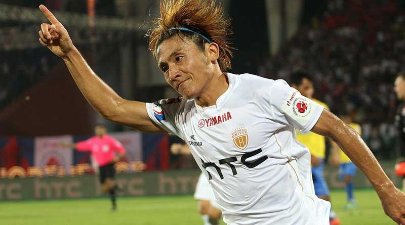 NorthEast United beats Kerala Blasters in ISL 3