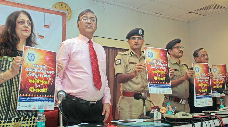 Banned fire crackers ceased in Kolkata