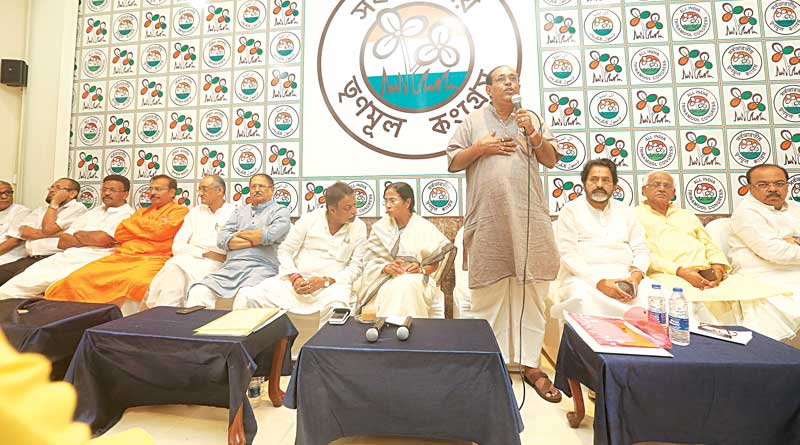 TMC is going all out to maintain communal harmony