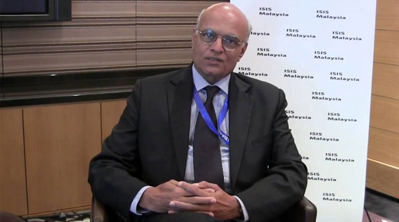 Pakistani tactical nuclear weapons use would effectively free India to undertake a comprehensive first strike against Pakistan: Shivshankar Menon