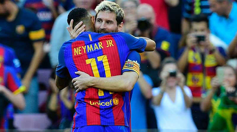 Messi sets another record in La Liga