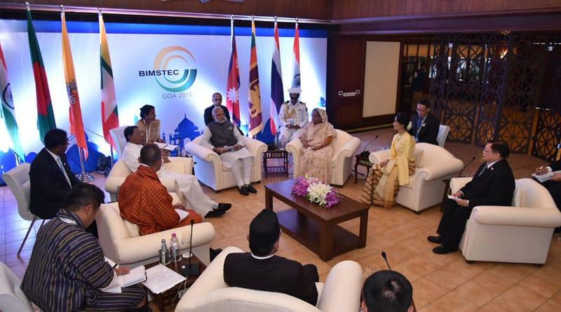 On the Sidelines of BRICS Summit, Modi Meets Nepal, Bangladesh PMs
