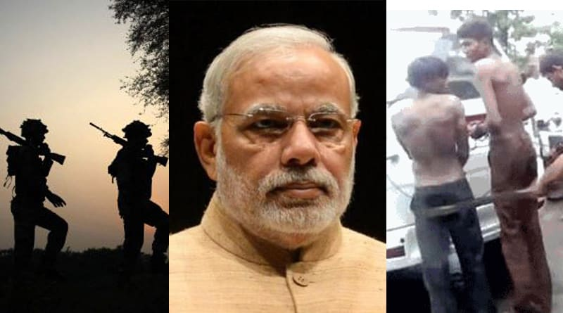 Surgical Strike is Big relief for moDi from Dali issue