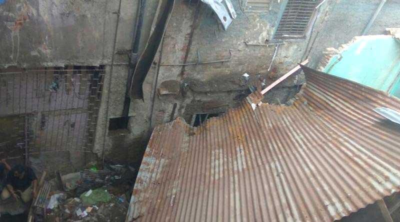 5-storey building collapses in Mumbai