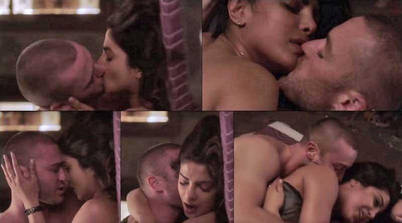 Watch: Priyanka Chopra's intimate scene from Quantico 2