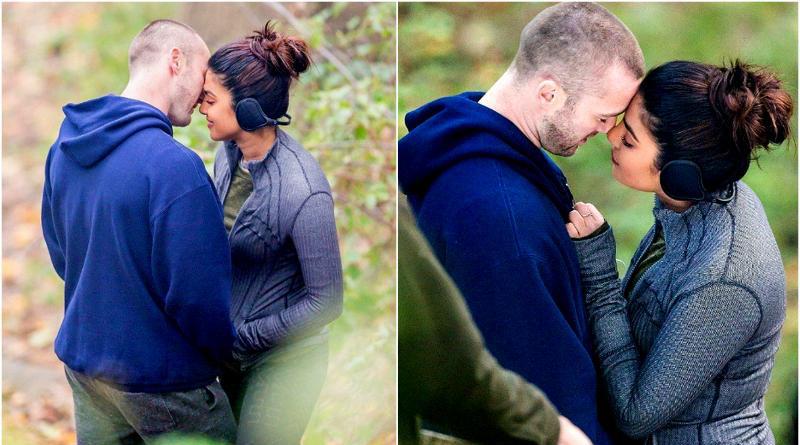Priyanka's Alex Parrish Romances With Quantico's Ryan Booth In New Stills!