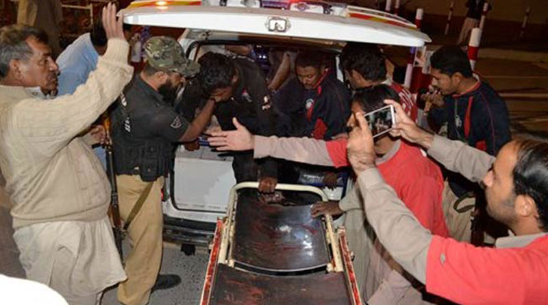 60 Dead, 117 injured in Quetta Terror Attack at a police academy