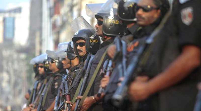 4 terrorists are killed in Dhaka by RAB