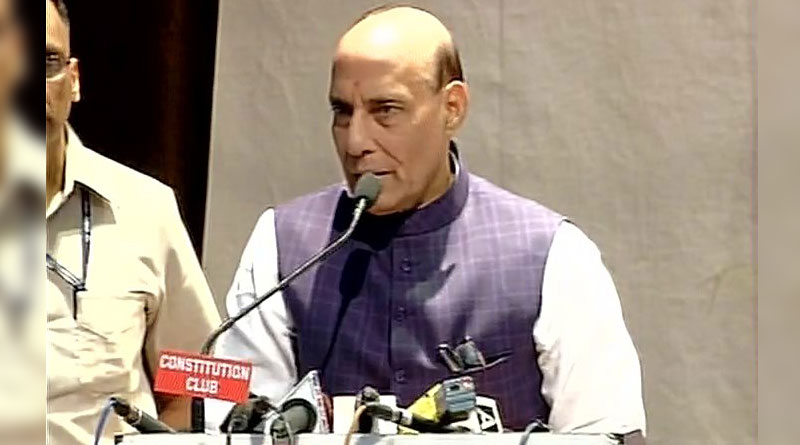 Terror being used as a state policy by some nations: Rajnath Singh