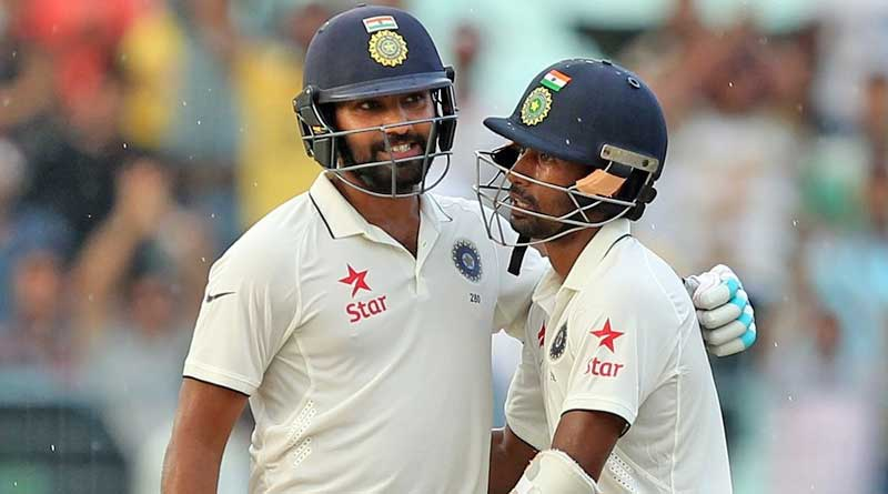 India vs NewZealand 2nd test match at eden: day 3 result