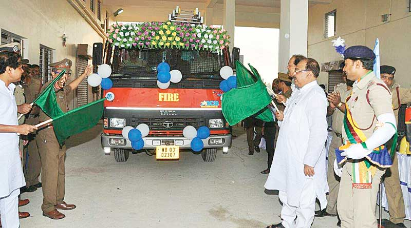 New 50 fire brigade centre will be opened, Said Sovan