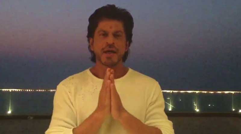 Shah Rukh Khan recites a beautiful poem for soldiers this Diwali