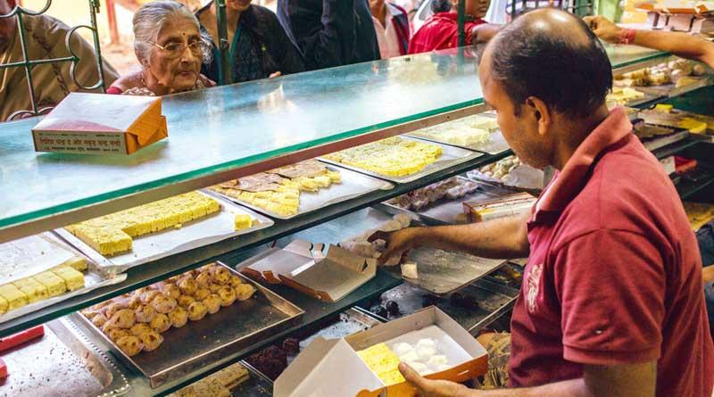 high price of sweets during Bijoya Dashami