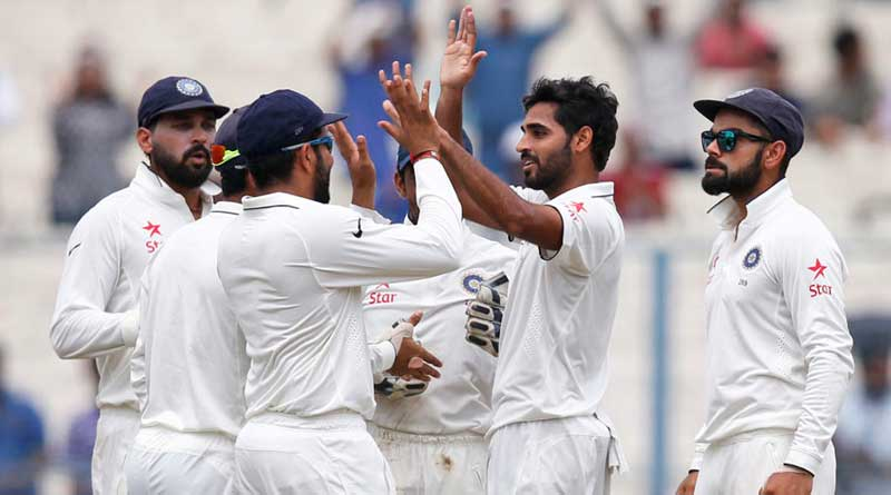 India vs New Zealand 2nd test at eden: day 2 result