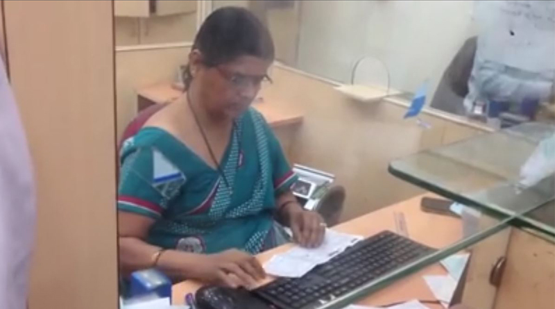Netijen realizes that The video of fastest woman cashier is not funny at all