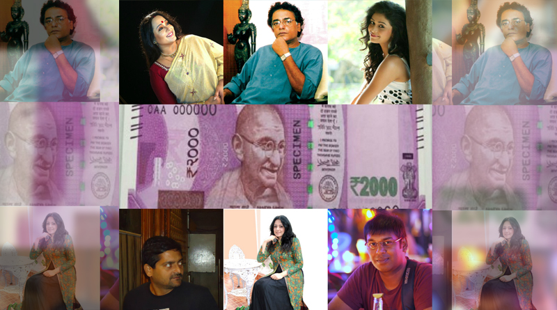 Celebrities Goes Ga-Ga Over New 2000 Currency Note