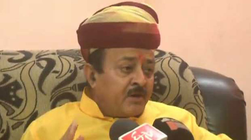 Adani, Ambani knew of cash scrap, says Rajasthan BJP MLA Bhawani Singh Rajawat
