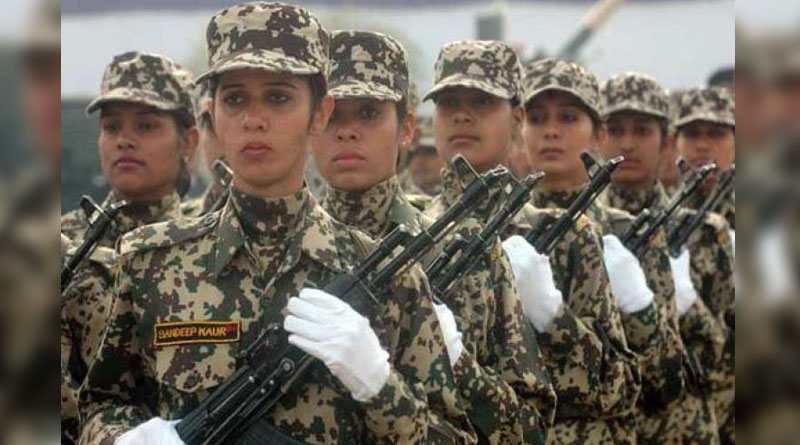 BSF's women take fight to the enemy's gate