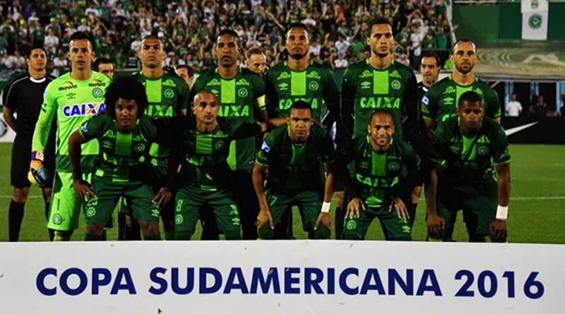 Plane carrying Brazil football team, crashes in Colombia