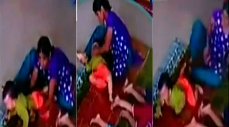 10 Month Old Thrashed By Caretaker In Creche In Navi Mumbai