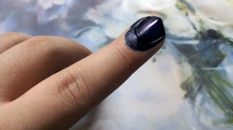 Indelible ink is the best option now days to take revenge on whom you hate most