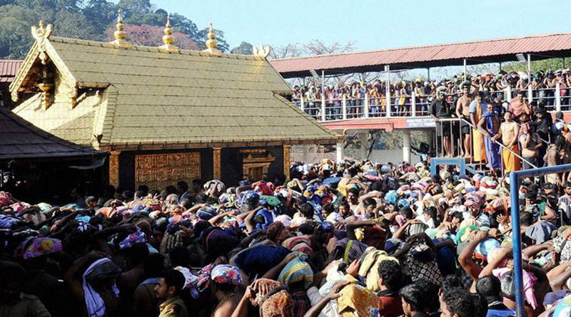 Should Allow All Women In Sabarimala Temple, Kerala Tells Supreme Court