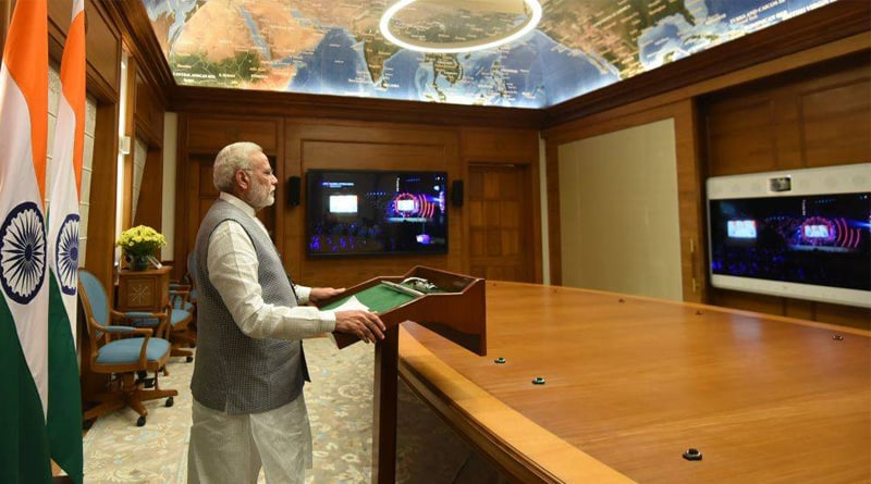 COLDPLAY, PAKISTAN OR BLACK MONEY, MODI IS FIRING ON ALL CYLINDERS.