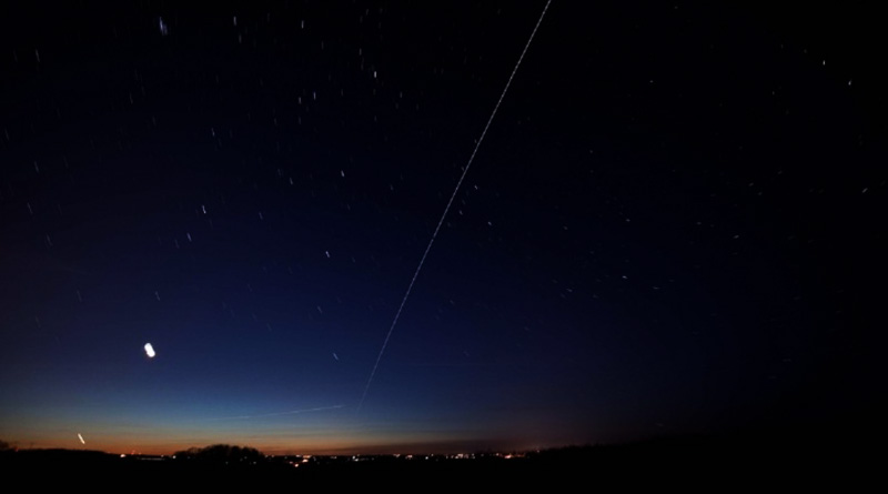 international space station visible - photo #48