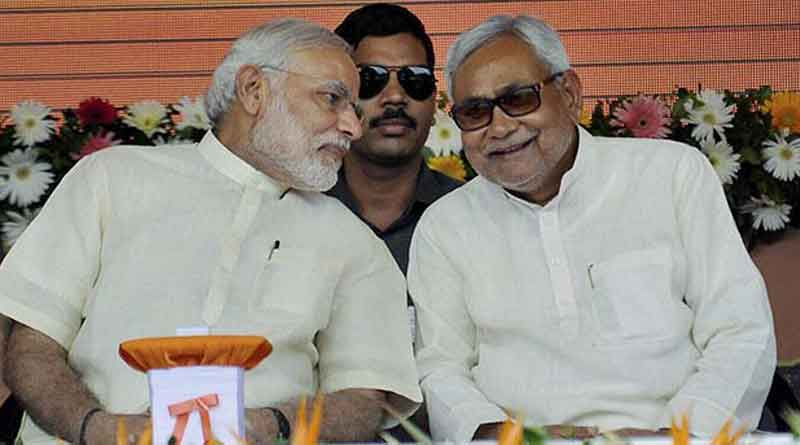 Nitish support modi about Note Ban