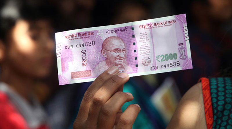 Rs 2k notes offered for Rs 1.5L on eBay